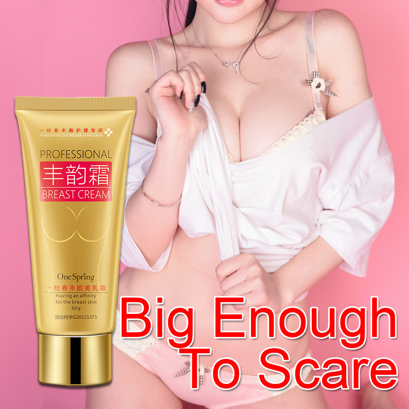 Cream for increase breast cup