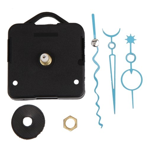 YCYS-Quartz Mechanism Machines + Watchmaker Clock Needles