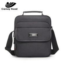 العلامة التجارية أكسفورد رجال الأعمال رسول حقيبة حقائب الموضة عالية الجودة الرجال حقيبة الكتف 9.7 بوصة باد حقائب كروسبودي مقاوم للماء