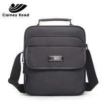 Brand Oxford Business Men Messenger Bag Fashion Handbags High Quality Mens Shoulder Bag 9.7 inch Ipad Crossbody Bags Waterproof