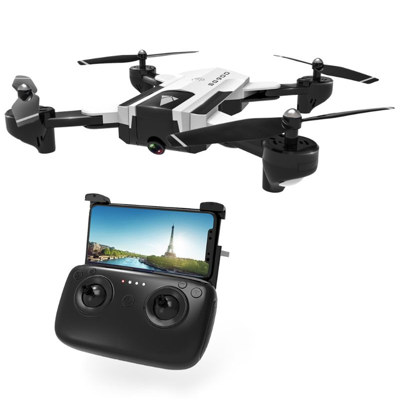 Hot Sale New SG900 RC Drone with 4K HD Camera FPV Wifi Drones Real-time Transmission Auto Return Quadcopter Helicopter