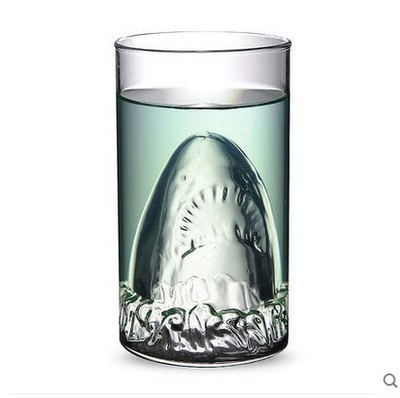 Crystal Shark Mug