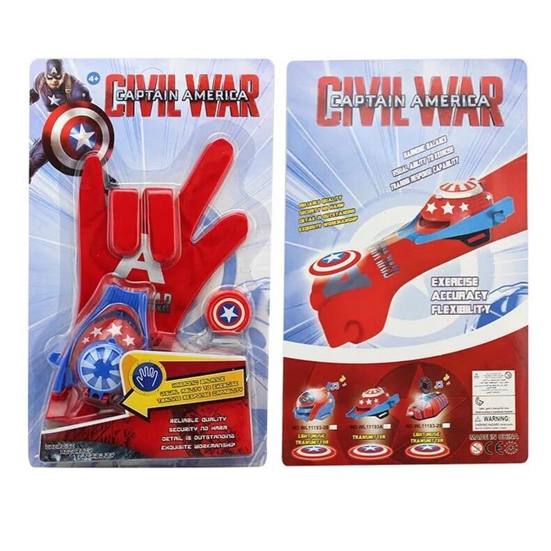 2016 Spiderman Marvel Avengers 2 Edad de Ultron Hulk Viuda negra - Figuritas de juguete - foto 5