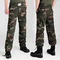 Plus Size 28-44 Men's Cargo Pants Millitary Tactical Army Cargo Camo Combat Pants Multi-Pockets Camouflage Casual Full Length
