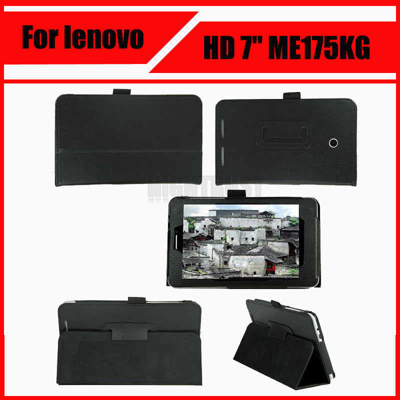 3 in 1 High Quality Pu Leather Case Cover For ASUS MeMO Pad HD 7 ME175 ME175cg ME175KG + Screen Film + Stylus