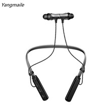 Yangmaile Bluetooth Wireless Headphone Stereo Sports Earbuds In-Ear Earphone Headset Free Shipping H3T5