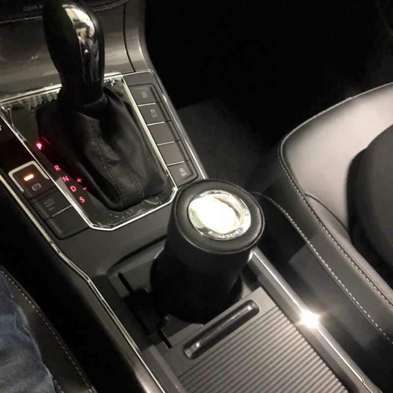 Fibre de carbone voiture support de verre cylindre boîte à mouchoirs papier serviettes Tube pour BMW Mini Cooper One JCW S Countryman Clubman Paceman