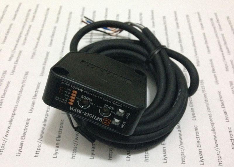 Infrarot Sensor Entfernungsmessung : Ben m mfr photoelektrischer sensor infrarot schalter