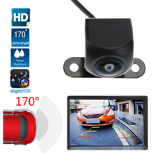 HIgh Definition 1080P Night Vision 12V Car Reverse Parking Assistance Car Parking Navigator Camera RCA Jack ME3L