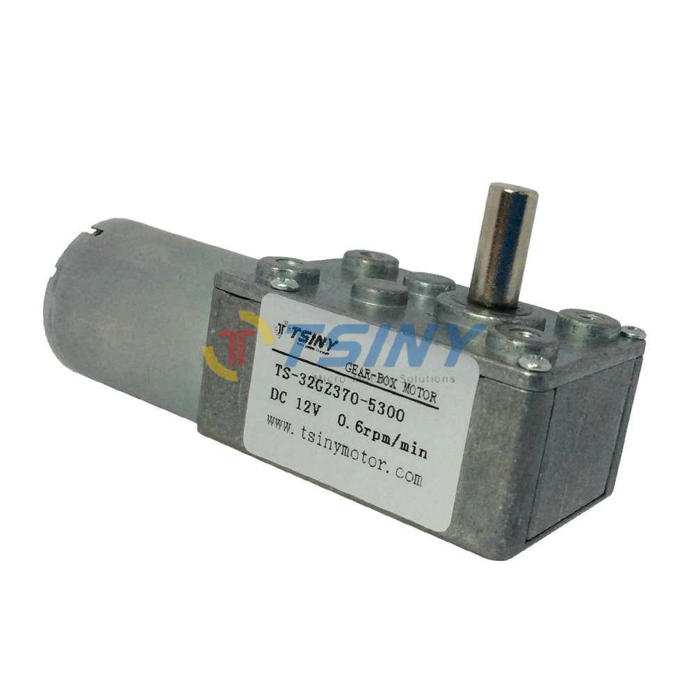 Buy 370 Dc 12v 0 6rpm Gear Motor Of Small