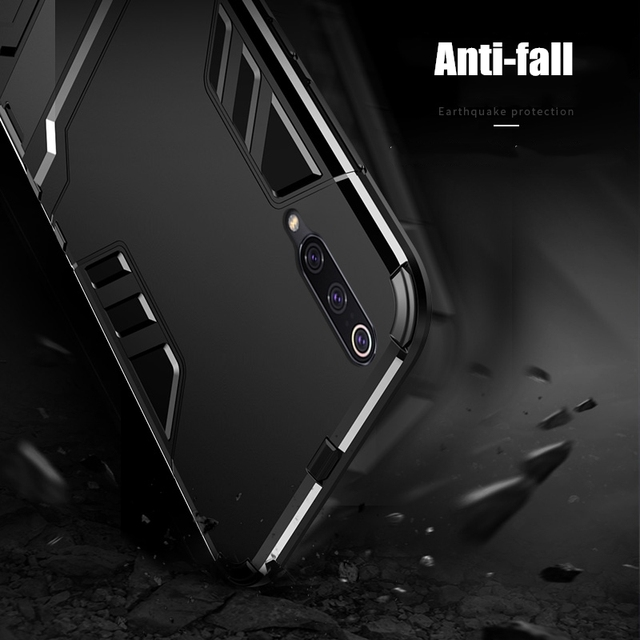 Shockproof Back Cover Galaxy A50 3