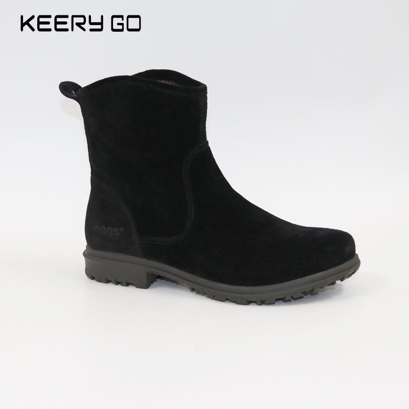 2017 New Arrival Kind of shoes Waterproof leather boots US7 john le carre our kind of traitor