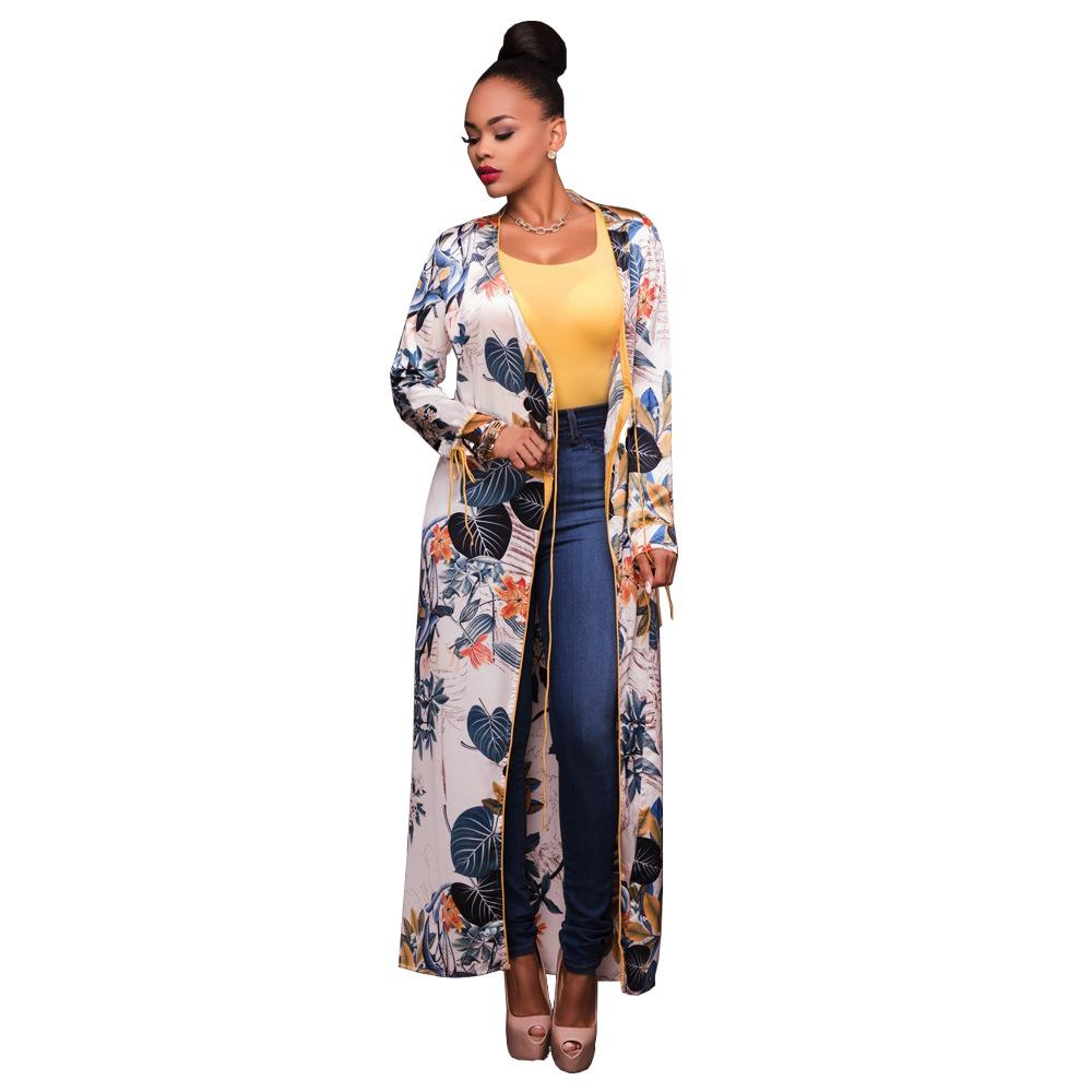 HTB1.CucQXXXXXbWXpXXq6xXFXXXv - Long Sleeve Ethnic Floral Print White Shirt Women Kimono Blusas