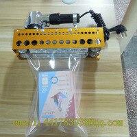 Vender ZS100 cadena portátil máquina de sellado dinámico Película compuesta bolsa pesada máquina de sellado de película de plástico máquina de sellado automático