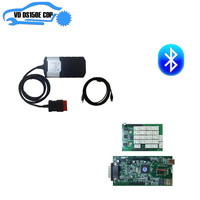 5pcs Lot DHL Green Board For Delphi With Bluetooth 2015 3R3 Keygen Nec Relays For Vd