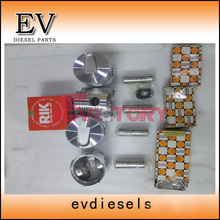 EV 4DR5 поршень кольцо основной подшипник и шатунный подшипник для фронтальный погрузчик Mitsubishi