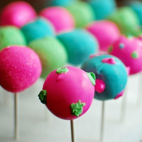 Silicone Vassoio Pop Cake Stick Mould Lollipop Partito Bigné di Cottura Della Muffa vassoio di Ghiaccio sfera creatore della Muffa Del Cioccolato