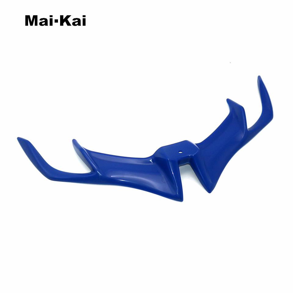 For YAMAHA YZF R15 V3 0 V3 VVA 2017 2018 2019 Motorcycle Front Fairing Aerodynamic Winglets ABS Plastic Cover Protection Guards in Full Fairing Kits from Automobiles Motorcycles