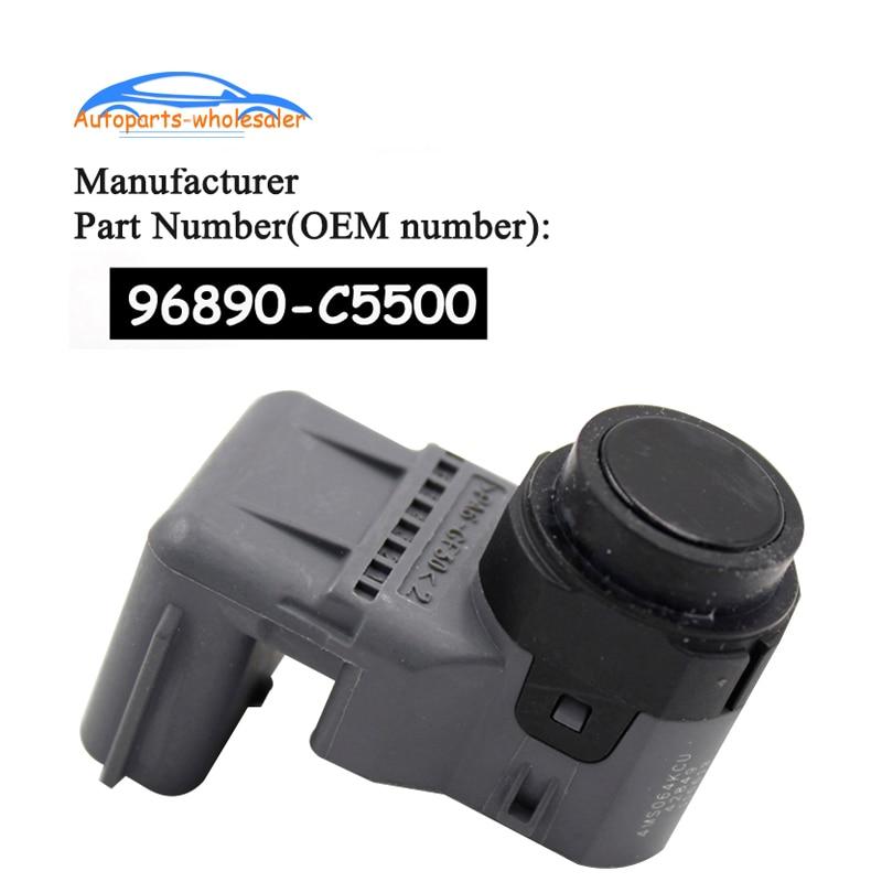 3 Colors For Hyundai Kia Sorento Car PDC Parking Distance Sensor Ultrasonic PDC Parking Sensor 96890 C5500 96890C5500|Parking Sensors| - AliExpress