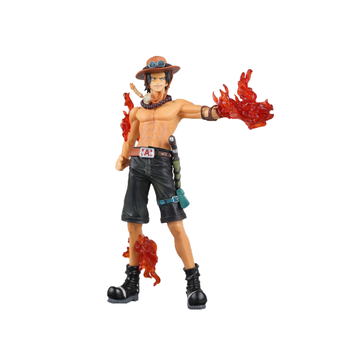 Chanycore Anime ONE PIECE DXF Portgas D Ace onepiece NEW WORLD PVC Action Figures 19CM collect model toys