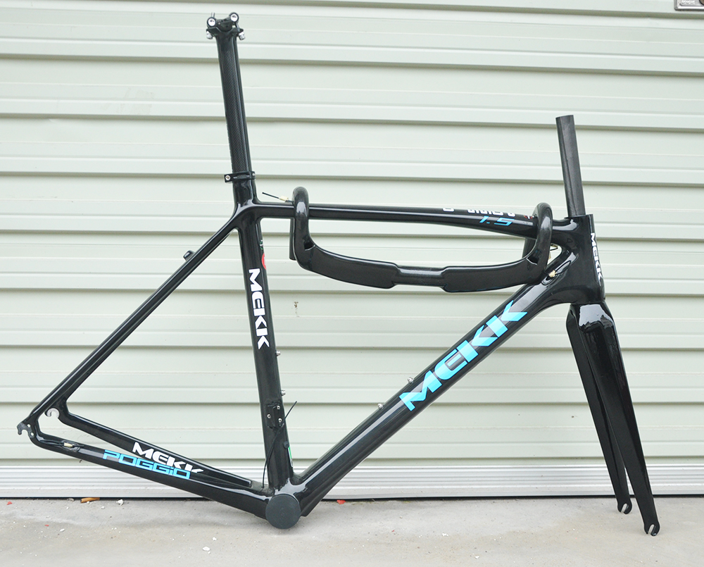 Carbon-Bike-Frame Full-Carbon Fork-And-Seatpost-Handle Inner-Cable Gloss with Cool-Price
