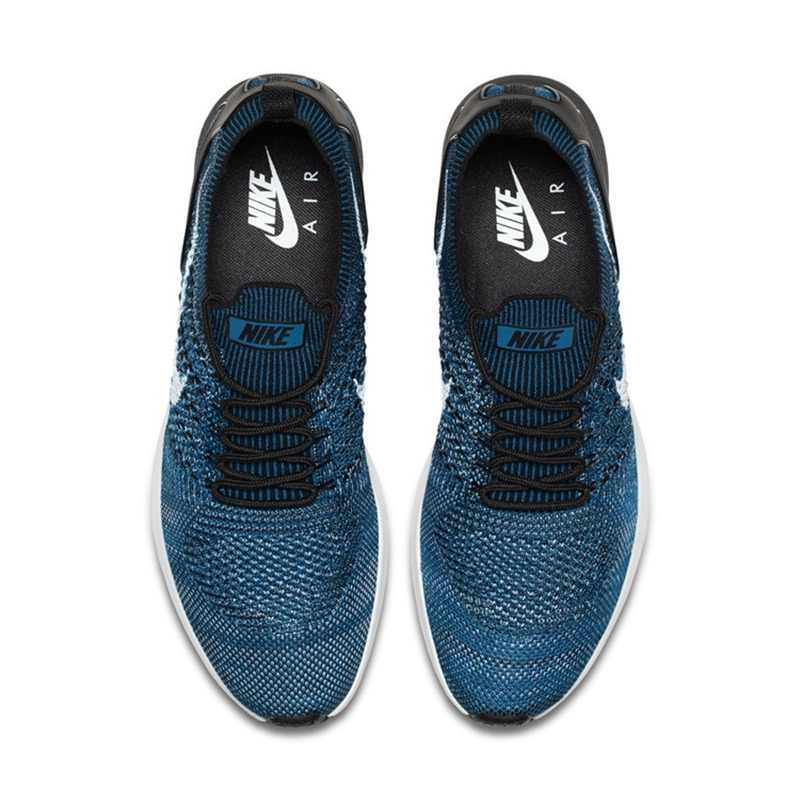 464ed7671a9fc ... Original Authentic NIKE AIR ZOOM MARIAH FLYKNIT RACER Men s Running Shoes  Lace-up Athletic Sports ...