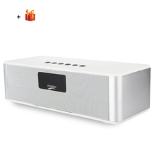 MUSKY DY21L Portable Wireless Bluetooth Sound Box Music Speaker Stereo Hifi Subwoofer Boombox USB Column With LCD Alarm AUX Mic