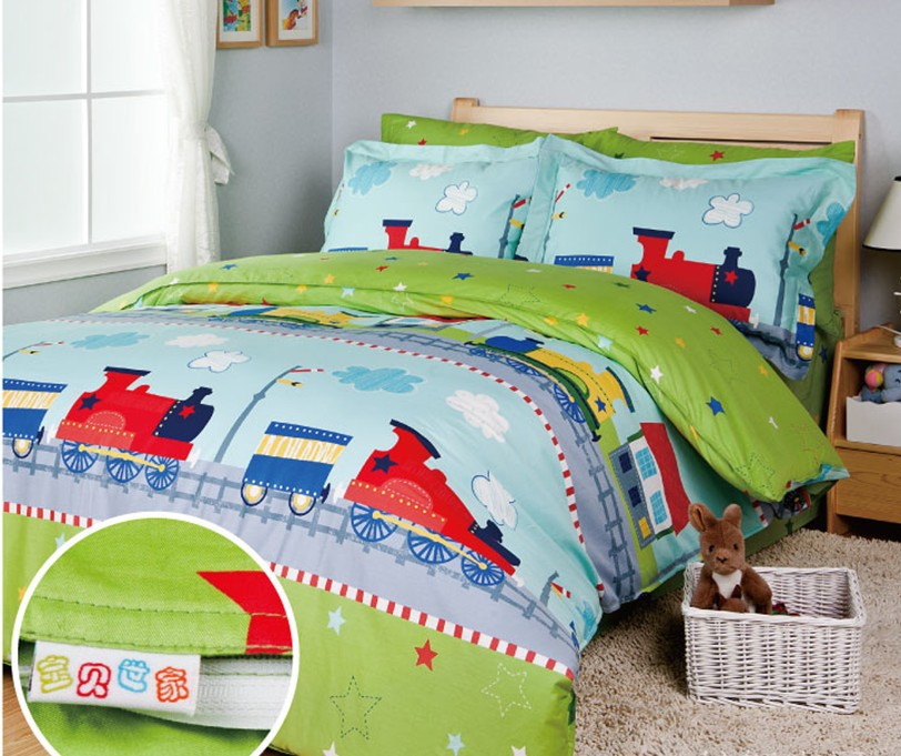 bed improvement for car boys airplane police queen race comforter home sets boy contractor cars me size near trucks twin bedding