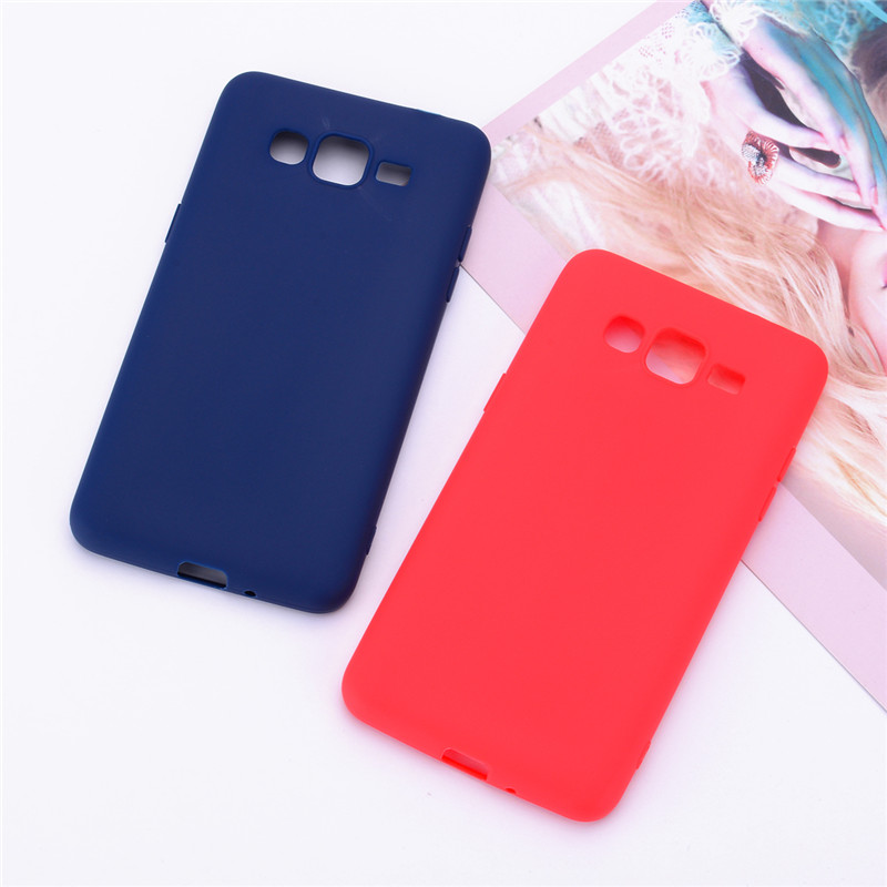 For Samsung Galaxy Grand Prime Case G530 G530H G531 G531H G531F Candy Silicone Back Cover Case For Samsung Grand Prime Case