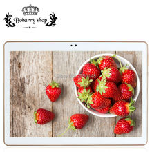 10.1 Inch tablet pcs Octa Core Ram 4GB Rom 32GB Android 5.1 Phone Call Tablet PC Support WCDMA / WiFi / GPS