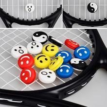 5pcs Tennis Racket Damper Shock Absorber to Reduce Tenis Racquet Vibration Dampeners raqueta tenis pro staff accessories
