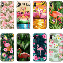 Soft silicone TPU phone cover case for iPhone MAX XR XS X10 6SPlus 7Plus 8Plus 6 6S 7 8 SE 5 5S tropical flamingo phone cover ufc conor mcgregor the king soft tpu silicone cover phone case for iphone 6splus 7plus 8plus se 5 5s 6 6s 7 8 max xr xs x10