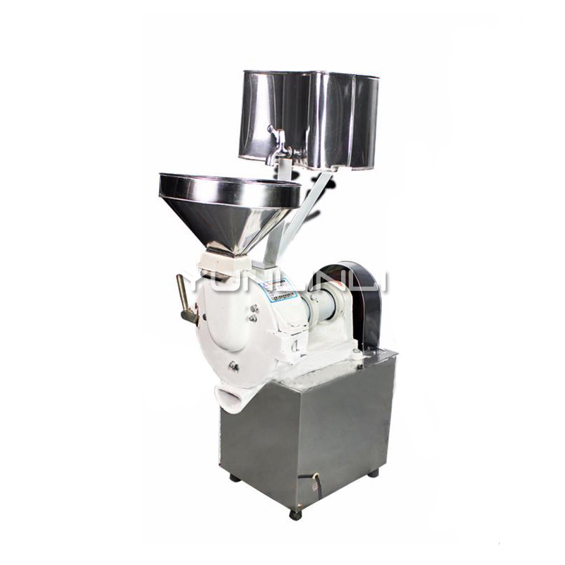 Stainless Steel Automatic Pulping Machine 370W 220V/380V  Refiner Soybean Milk Maker Rice Grinder Rice Kitchen Appliance SZ-12Stainless Steel Automatic Pulping Machine 370W 220V/380V  Refiner Soybean Milk Maker Rice Grinder Rice Kitchen Appliance SZ-12