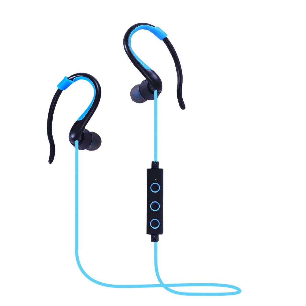 Bluetooth Earphone With Mic Wireless Earphones Sport Running Bluetooth Headsets For iPhone Xiaomi Android Smart Phone running bluetooth earphone hands free hbs 902 earphone sport wireless with mic for samsung iphone