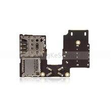 OEM SIM + SD Card Connector Replacement for Motorola Moto G3 XT1548 XT1541 XT1540 XT1550 XT1544 G (3rd gen)