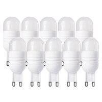 10ชิ้นG9พลังงานสูง3วัตต์5 SMD 3030 LED