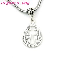 100pcs/lots Antique silver Hollow Angel Alloy Dangle Charm Beads Fit Charms Bracelet Jewelry DIY 19.5x42.5mm A-487a
