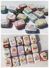 32Pcs Cake/Teapot Style Portable Square MiNi Metal Box Wedding Seal Jewelry Pill CasesTin Box Earphone Storage Box For Kid Gifts футболка kenzo футболка