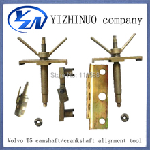 YN auto engine timing tool set for Volve T5 engine car accessories automobiles accessories 7 days no reason return