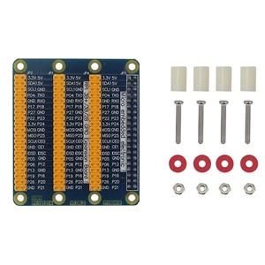 Raspberry Pi 3 Model B GPIO Ex
