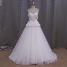 US 2 4 6 8 10 12 14 16 18++ Custom Made Wedding Dresses A Line Real Picture Bridal Gowns Princess Romantic Lace Tulle vestidos