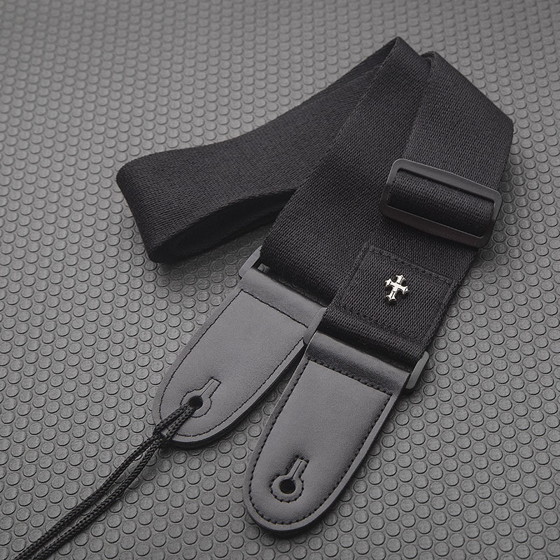 Acoustic Electric Guitar Bass Strap Can Hold 1 Pick_02