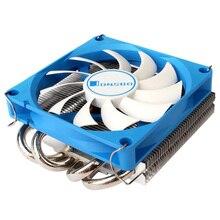 JONSBO hp-400 Процессор охладитель (4 тепловая трубка/взорван Процессор охладитель/ШИМ интеллектуальный контроль температуры/ 9 см вентилятор/с силиконовой смазкой)