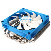 JONSBO HP 400 CPU Cooler (4 heat pipe/blown CPU cooler/PWM intelligent temperature control/9CM fan/with silicone grease)