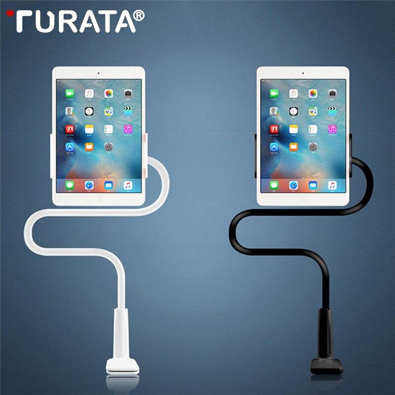 Turata Flexible Arm Gooseneck Holder Car Mobile Phone Long