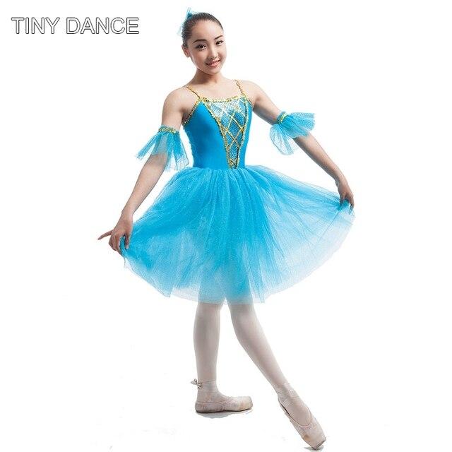 e3642e39b Top Selling Adult Ballet Dance Tutus Light Sea Blue Romantic Tutu Dress for  Girls Ballet Dancing Costumes 15501