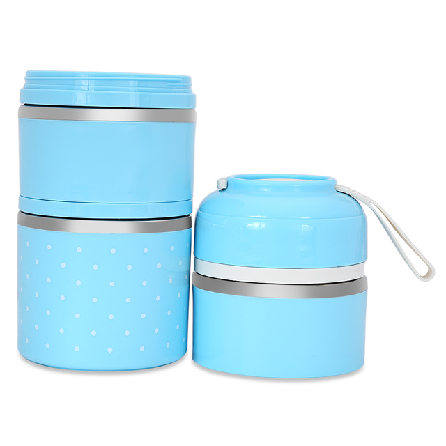 Thermal Steel Lunch Box