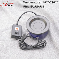1pc Italian Keratin Glue Melting Pot Large Capacity Temperature Control Glue Pot For Fusion Hair Extension