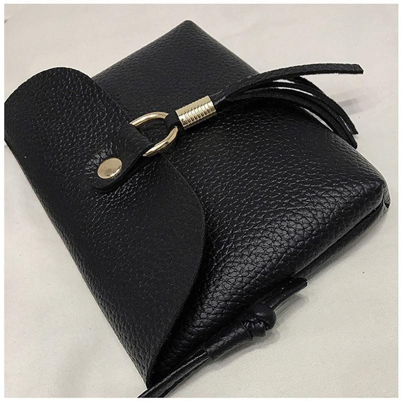 Fashion able Bag Vintage Handbag Small Mini Messenger Tassel Shoulder Bags women crossbody bag carteras mujer marcas famosas