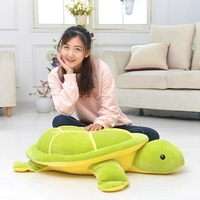 Super Cute 1PC 40Cm 50Cm 65Cm Large Size Cute Tortoise Plush Toys Stuffed Plush Animals Doll